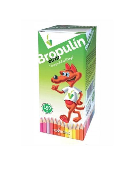 Bropulin elixir
