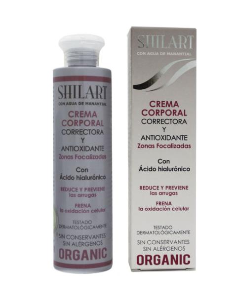 Crema corporal correctora y antioxidante 200 ml