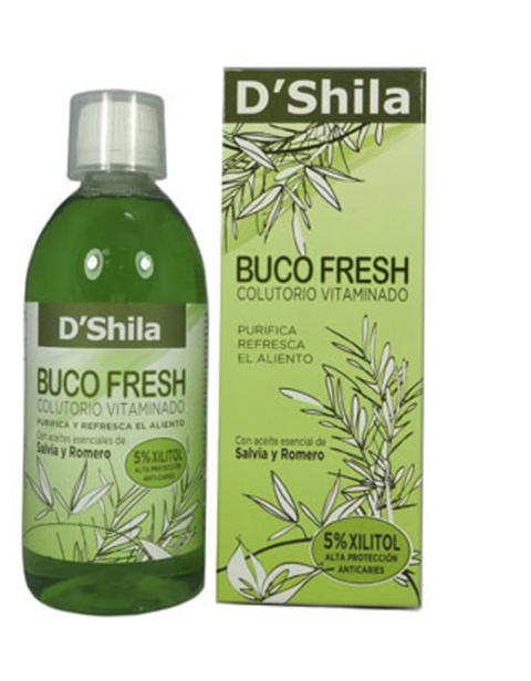 Buco Fresh Salvia y Romero 500 ml