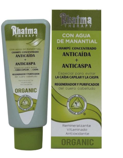 Champú concentrado anticaída+anticaspa