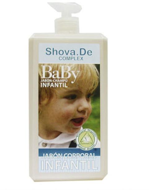 Baby jabón-champú Infantil (Formato familiar)