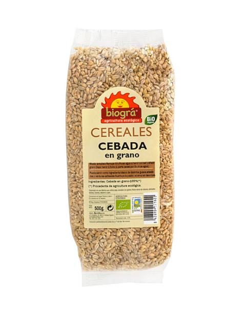 Cebada en grano 500g