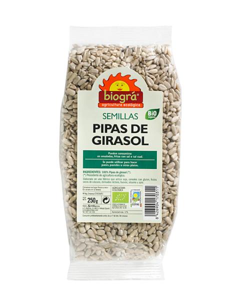 Pipas de Girasol 250g