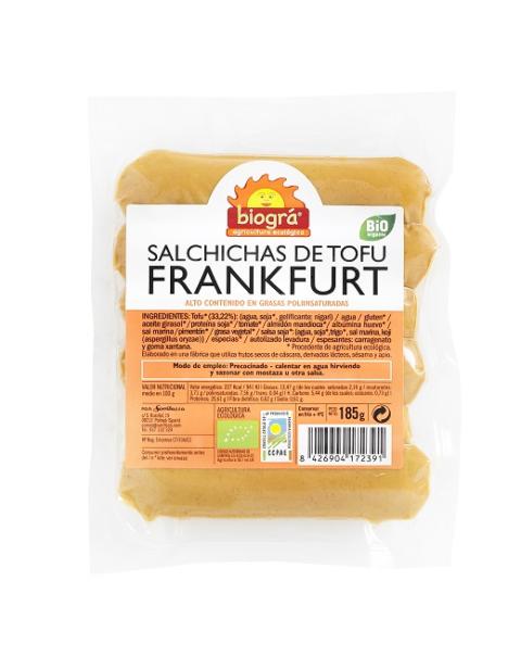 Salchichas de Tofu »Frankfurt»